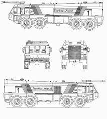 rosenbauer airport fire truck blueprint download free blueprint