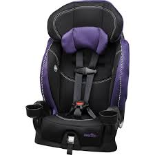 crash test siege auto formula baby evenflo harnessed booster seat choose your color walmart com