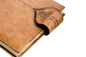 leather scrap book preserving memories leather albums meandering muse