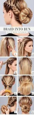 Frisuren Selber Machen Zum Ausgehen by 16 Besten Hair Bilder Auf Up Frisuren Und Haarknoten