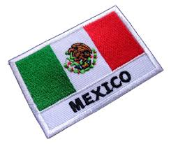 Picture Of Mexican Flag Buy Mexico Flag Patch And Get Free Shipping On Aliexpress Com