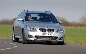 bmw 5 series touring review 2003 2010 parkers