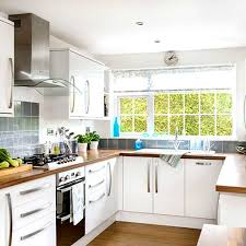 Kitchen Ideas With White Cabinets Kitchen Room Small White Galley Kitchens White Cabinets Light