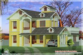 Italian Villa Floor Plans 3 Bedroom Luxurious Small Villa Kerala Home Design And Floor Plans