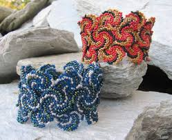 beads bracelet tutorials images How to make beaded cuffs 9 tutorials to try jpg