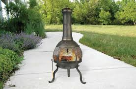 Clay Fire Pit Furnitures Large Chiminea Large Clay Chiminea Chiminea
