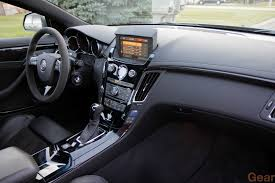 Cadillac Cts Coupe Interior Video Review 2011 Cadillac Cts V Coupe The Bmw M3 Contender