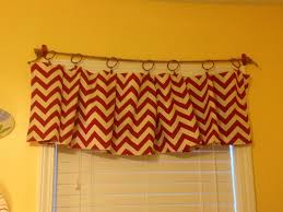 Chevron Valance Curtains The 7 Best Images About Curtains On Pinterest