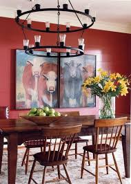 Cow Decor Cow Decor Get The Farmhouse Look Town U0026 Country Living