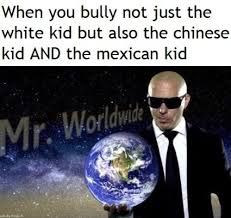 No Al Bullying Memes - pitbull memes take over reddit as everyone is now mr worldwide