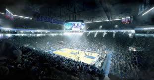 Arena Lights Kentucky To Renovate Rupp Arena Athletic Business