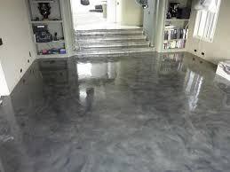 Easy Flooring Ideas Painted Concrete Floors Interior Design