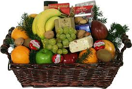 christmas fruit baskets abundant fruit gourmet arreglos florales y frutales