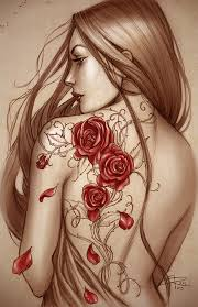 rose tattoo print sabine rich u0027s shop online store powered by