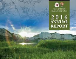 Jefferson River Canoe Trail Maps Conservation Recreation Lewis by 2016 Annual Report Lewis And Clark National Historic Trail By
