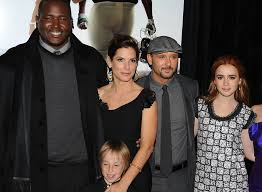 Who Played Collins In The Blind Side Sandra Bullock And Tim Mcgraw Photos Photos Premiere Of