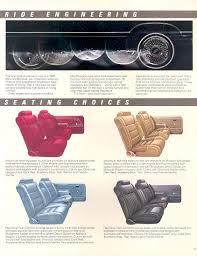 1983 mercury marquis brochure