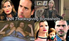 the and the restless spoilers genoa city thanksgiving