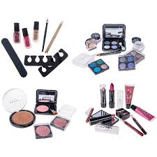 buy shany carry all trunk professional makeup kit eyeshadow