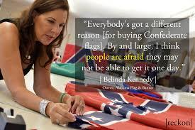 Flag Manufacturers Nation U0027s Last Confederate Flag Manufacturer Sees Sales Surge After