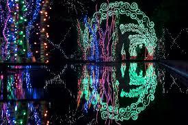 zoo lights baton rouge tigers bears and santa check out brec s zoo lights louisiana