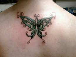 celtic knot butterfly design ideas tattoomagz