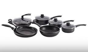 batterie de cuisine ceramique batteries cuisine pradel premium groupon shopping