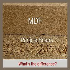 is mdf better than solid wood mdf vs particle board what s the difference global