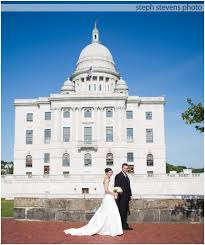 Rhode Island State House M R Renaissance Hotel Wedding Providence Rhode Island Steph