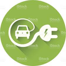 electric vehicles logo electric car icon stock vector art 504605129 istock
