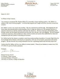 sample personal recommendation letters sample personal letter of