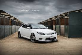 scion tc2 black wheels on scion images tractor service and
