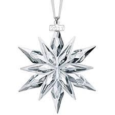 swarovski 2011 annual edition snowflake ornament