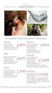 wedding photography packages pricing wedding photography wedding photographer pricing guide