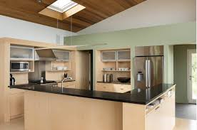 middle and large kitchen color schemes