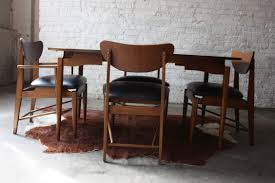 Mid Century Modern Dining Chairs Vintage Bedroom Very Comfortable Set Of 10 Mid Century Modern Chair For