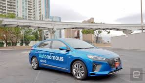 hyundai vehicles hyundai tests a more economical autonomous car system