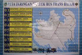 map batam trans batam railtravel station