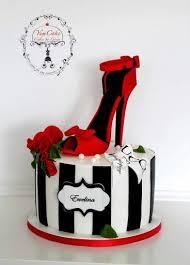 inspirasi bake 20 gambar kek dan cupcakes kasut yang amat