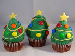 christmas tree cupcakes with yoyomax12 youtube
