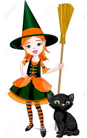 witch cat stock photos u0026 pictures royalty free witch cat images