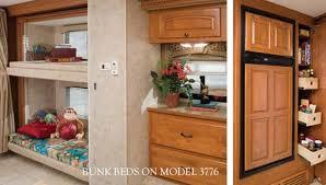 Rvs With Bunk Beds Floor Plans Carpet Vidalondon - Rv bunk beds
