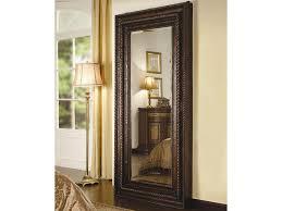 hooker furniture seven seas floor mirror with hidden jewelry