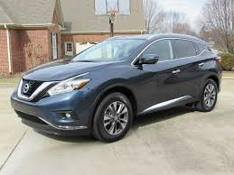 nissan murano old model 2015 nissan murano sl start up road test and in depth review