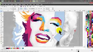 tutorial wpap photoshop 7 tutorial wpap marlin monroe by rendi youtube
