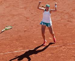 lexus of bridgewater collision center unseeded ostapenko tops halep at french open for 1st title