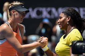 Serena Williams Bench Press Serena Williams Praises Fierce Rival Maria Sharapova For Accepting