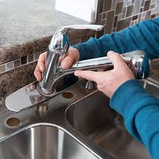 how to remove faucet from kitchen sink to install a kitchen faucet