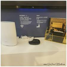 best buy tech home at the mall of america featuring netgear our
