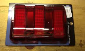 mustang led tail lights mustang led taillight assembly 1967 1968 installation instructions